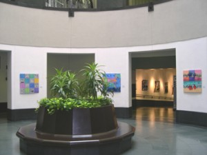 Hynes Rotunda Gallery Boston Convention Center